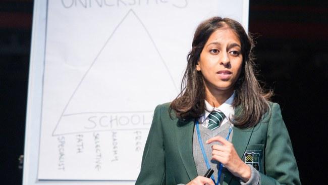 Nikki Patel in Future Conditional