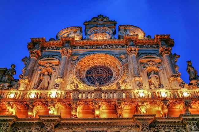 Santa Croce, Lecce