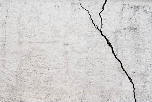 wall cracks