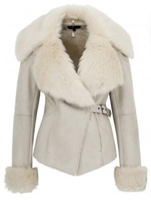 Twiggy Cream Jacket