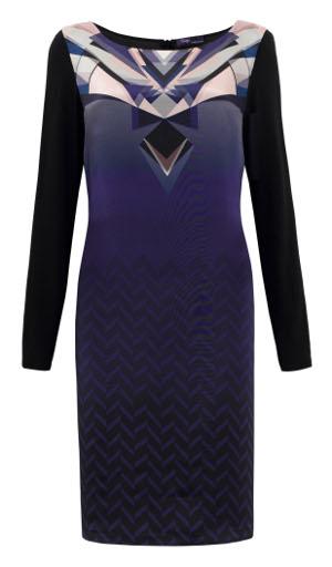 Twiggy for M&S Woman Dress