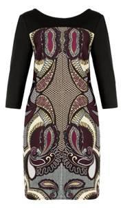 Gothic Paisley Dress