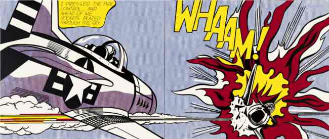 Whaam! Lichtenstein: A Retrospective