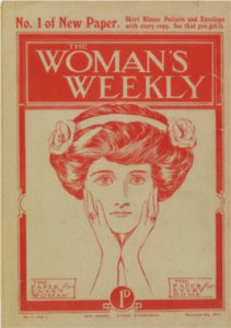 Woman's Weekly 1911