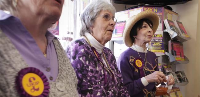 UKIP campaign