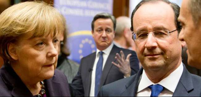 Cameron fails to persuade EU leaders on Junker candidacy.