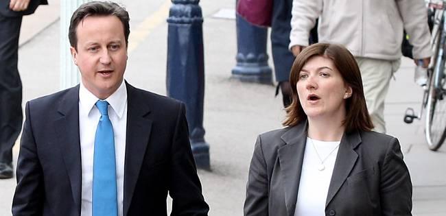 Cameron reshuffle