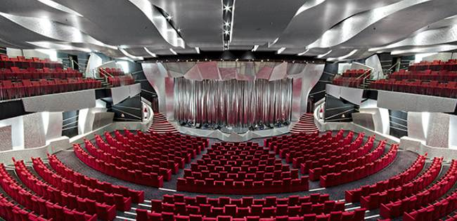 MSC Preziosa - theatre