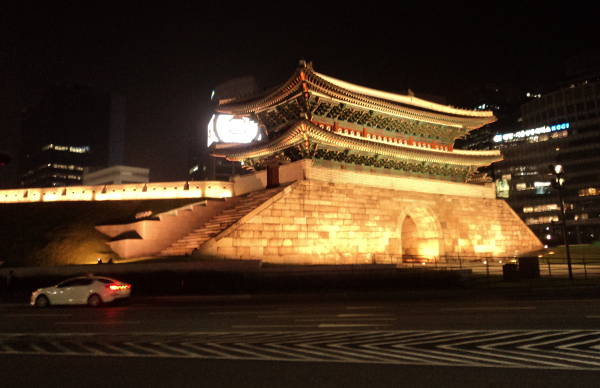 Sungnyemun Gate, Seoul, South Korea