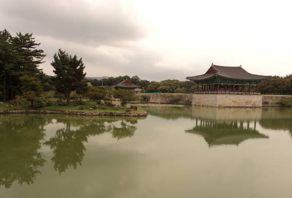 Anapji Pond, Gyeongju, South Korea