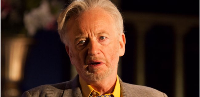 Ian McDiarmid as Shylock in Merchant of Venice at Almeida Theatre