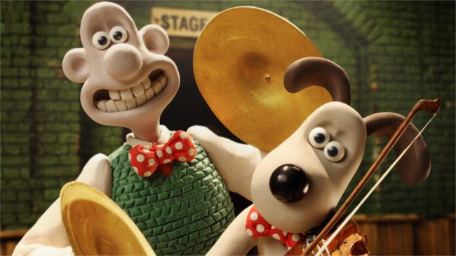 Aardman Studios creation Wallace and Gromit
