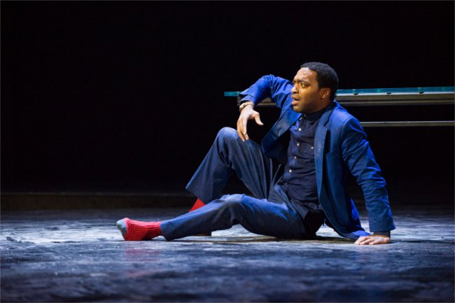 Chiwetel Ejiofor as Everyman