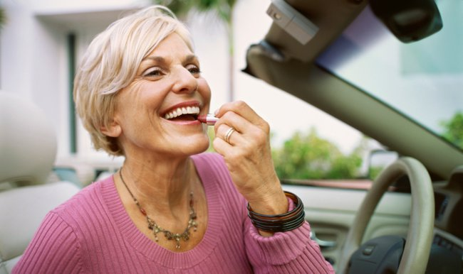 beauty tips for older women