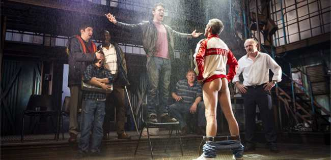 The Full Monty at Noel Coward Theatre, London