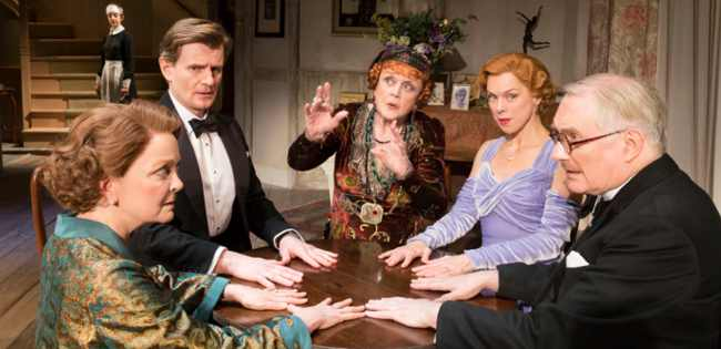 Blithe Spirit at Gielgud Theatre