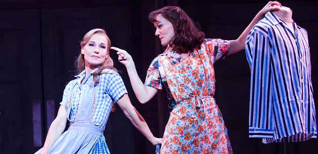 Pajama Game Shaftesbury Theatre