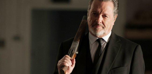 Ian Ogilvy in revenge drama We Still Kill the Old Way