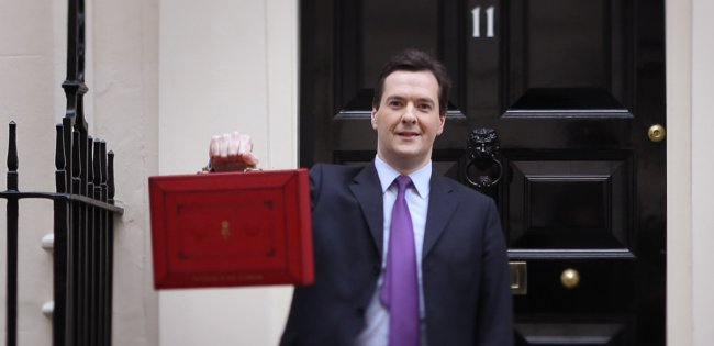 George Osborne's 2015 Budget