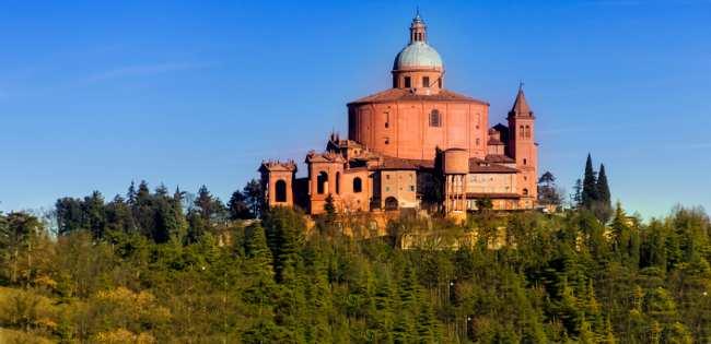 Basilica di San Luca, Modena