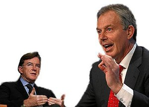 Peter Mandelson's and Tony Blair's memoirs