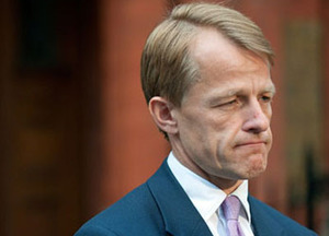 So poor old David Laws has fallen on his sword for being gay