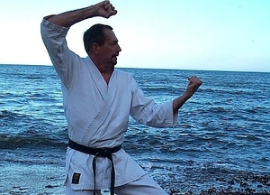 Professor Graham Priest: Too deadly for the beach