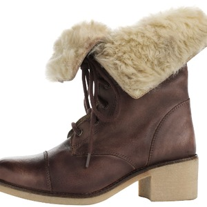 boots shearling