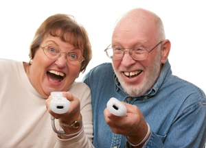 Parkinsons study Wii