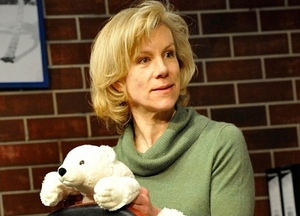 Juliet Stevenson's finding all this controversy too much to 'bear'