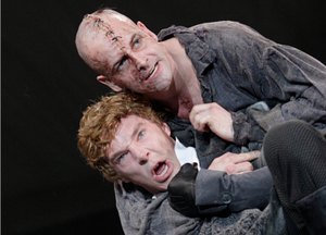 Daddy issues aplenty at the National's new production of Frankenstein