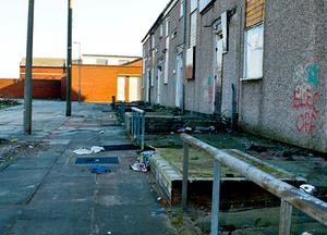 Why is the government cutting funding to deprived areas?