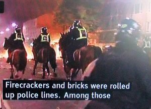 London riots (flickr gwydionwilliams)