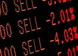Falling markets