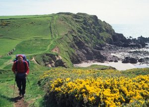 Britain's coastal walks