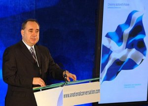 Alex Salmond, Scottish National Party
