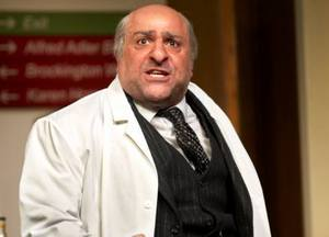 Omid Djalili in Joe Orton's What the Butler Saw