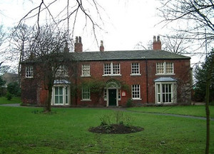 Red House in Gomersal