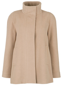 John Lewis Christina Funnel Neck Jacket