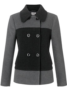 John Lewis Colour Block Coat