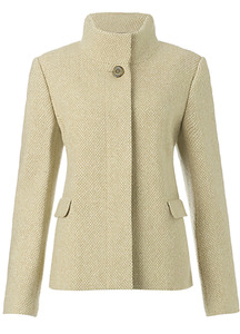 John Lewis Tweed Coat