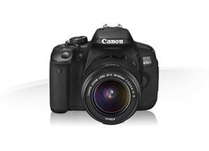Canon 650D DSLR