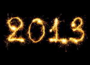 New Year events 2013