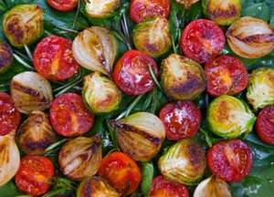 Spring shallot recipes