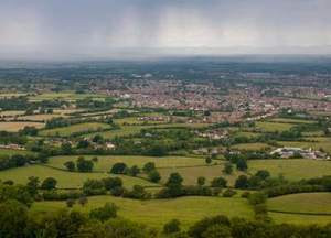 Cotswold panorama