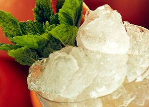 grapefruit vodka julep