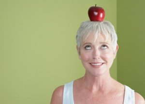 Nutrition over 50s