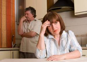 Divorce among over 60s rising