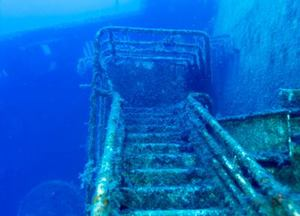 Zenobia, diving wrecks Cyprus