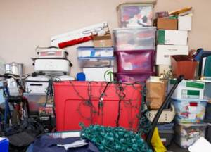 Unclutter your life after 50